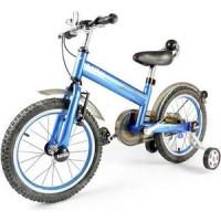 Rastar Детский двухколесный синий велосипед