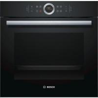 Электрический духовой шкаф Bosch Serie 8 HBG6750B1