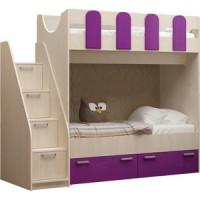 Детская двухъярусная кровать Регион 58 Бемби 11