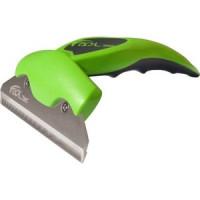 Фурминатор FoOLee One XL 13 см зеленый