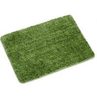 Коврик для ванной Fixsen зеленый, 50x70