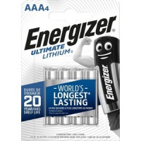 Батарейка ENERGIZER Ultimate Lithium L92 AAA