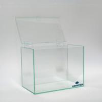 Аквариум HomeFish Мини для рыб, рептилий и насекомых