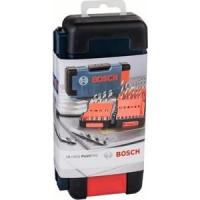 Набор сверл по металлу Bosch HSS PointTeQ