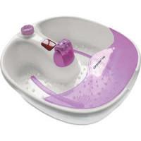 Гидромассажная ванночка Polaris PMB 0805, белый/фиолетовый