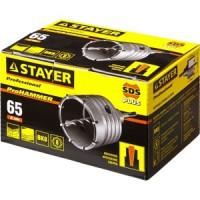 Коронка по бетону Stayer ProHAMMER SDS Plus