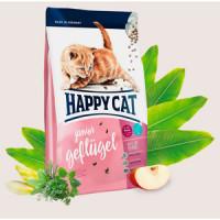 Сухой корм Happy Cat Supreme Junior Geflugel