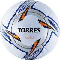 Мяч футбольный Torres M Pro White F319135,
