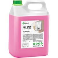 Жидкое мыло GRASS ''Milana'' fruit bubbles, 5л