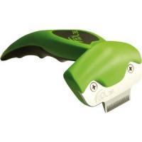 Фурминатор FoOLee One XS 3,1см зеленый для кроликов,