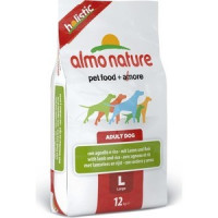Сухой корм Almo Nature Holistic Adult Dog Large