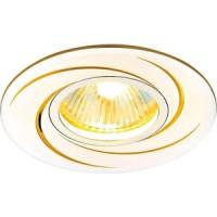 Встраиваемый светильник Ambrella light A506 AL/G