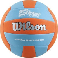 Мяч волейбольный Wilson Super Soft Play WTH90119XB р.5