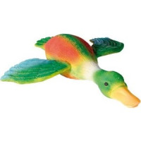 Игрушка TRIXIE Утка с крыльями пищащая 30см