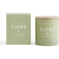 Свеча ароматическая SKANDINAVISK Fjord с крышкой