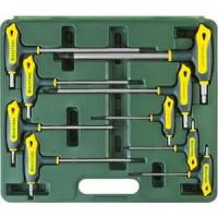 Набор ключей имбусовых Kraftool Industrie Т образные
