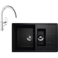 Кухонная мойка и смеситель EcoStone ES