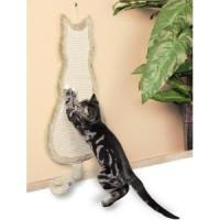 Когтеточка TRIXIE Кошка бежевая для кошек 35х69см
