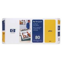 Печатающая головка HP N80 желтая (C4823A)