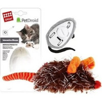 Игрушка GiGwi PetDroid Interactive Mouse Sound Chip