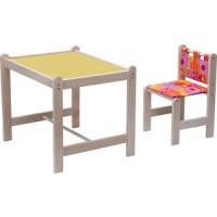 Набор детской мебели Гном Малыш 2 стол+стул