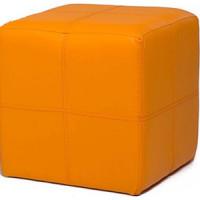 Пуф ABC KING Квадратный оранжевый