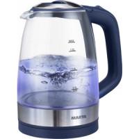 Чайник электрический Marta MT 1078 синий сапфир