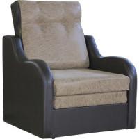 Кресло кровать Шарм Дизайн Классика В замша