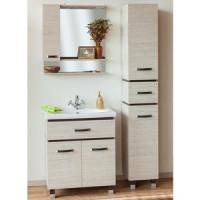 Мебель для ванной Sanflor Техас 70 венге\орегон