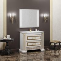 Мебель для ванной Opadiris Оникс 100 белый