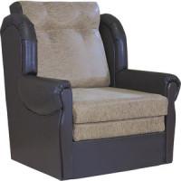 Кресло кровать Шарм Дизайн Классика М замша