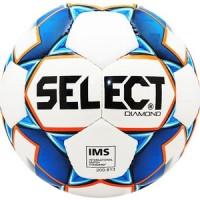 Мяч футбольный Select Diamond 810015 002