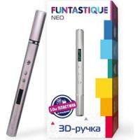 3D ручкa Funtastique FPN02P золотисто розовый