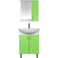 Мебель для ванной комнаты Orange Роса 60 салатовая