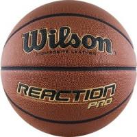 Мяч баскетбольный Wilson Reaction PRO WTB10137XB07 р.7
