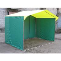 Палатка торговая Митек Домик 3,0х2,0 (труба