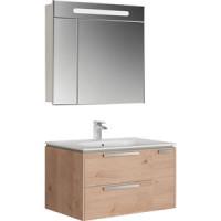 Мебель для ванной Roca Lago 80 светлый