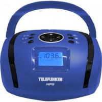 Магнитола TELEFUNKEN TF SRP3449 blue