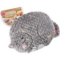 Лежанка GiGwi Snoozy Friendz Warm&Comfort кошка для кошек