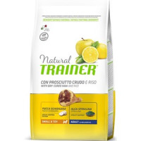 Сухой корм Trainer Natural Small & Toy Adult