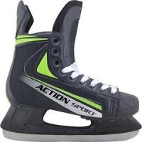 Коньки хоккейные Action PW 434 р. 44