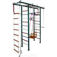 Детский спортивный комплекс Вертикаль 11М (ПВХ покрытие)