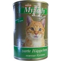 Консервы Dr.ALDER's MyLady Classic Zarte Happchen нежные