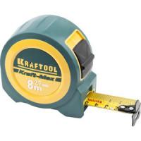 Рулетка Kraftool 8м х 27мм Kraft
