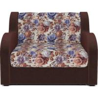 Кресло кровать Mebel Ars Аккордеон Барон цветы