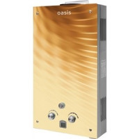 Газовая колонка Oasis Glass 20 BG (N)