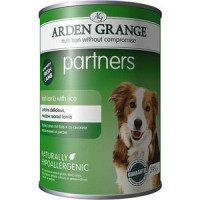 Консервы ARDEN GRANGE Adult Dog Partners Hypoallergenic Fresh