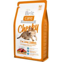 Сухой корм Brit Care Cat Cheeky Outdoor