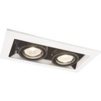 Встраиваемый светильник Artelamp A5941PL 2WH