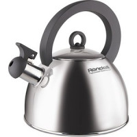 Чайник 2.0 л Rondell Strike Grey (RDS
